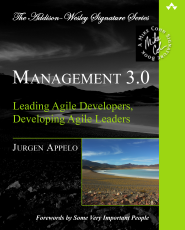 Management 3.0 Book Cover