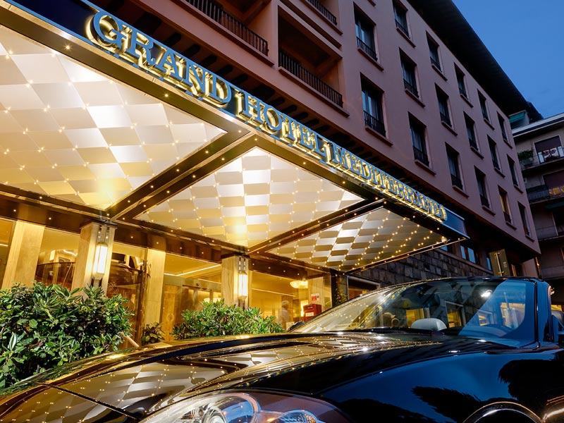 Grand Hotel Mediterraneo Firenze foto
