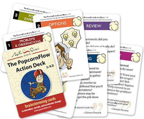 PopcornFlow Action Deck Claudio Perrone