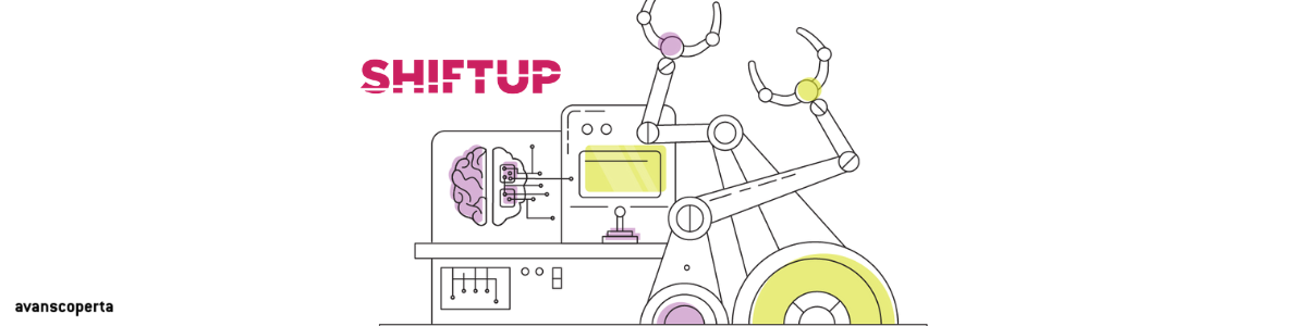 Shiftup: Business Agility & Innovation Leader Workshop